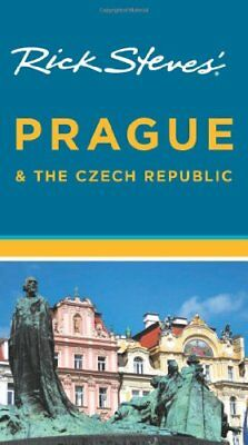 Rick Steves' Prague and the Czech Republic by Steves, Rick Book The Cheap Fast