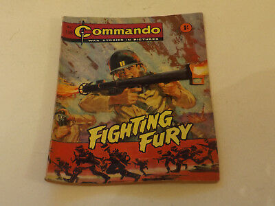 Commando War Comic Number 159!,1965 Issue,good For Age,53 Years Old,very Rare.