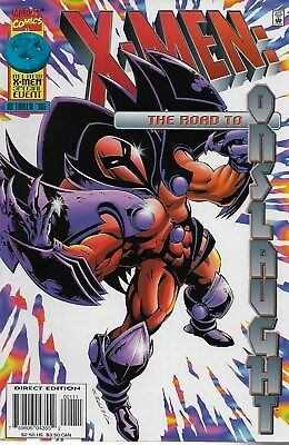 X-Men: The Road to Onslaught No.1 / 1996