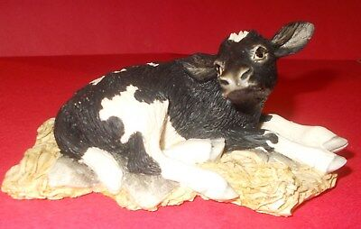 "Border Fine Arts Jh25  Figurine ""buttercup"" All Creatures Great And Small"