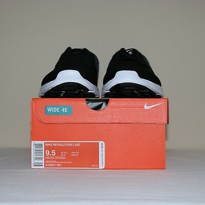 best sell the cheapest noveldesign NIKE MEN REVOLUTION 3 Extra wide 4E shoes Size 10,11.5, 12,13,14 new with  box