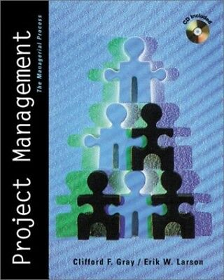 Project Management: The Managerial P... by Gray, Clifford F. Mixed media product