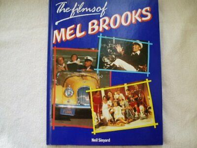 Films of Mel Brooks (A Bison book) by Sinyard, Neil Hardback Book The Cheap Fast