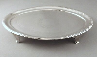 Sterling Silver Tea Pot Stand - 1911 Sheffield - William Hutton & Sons
