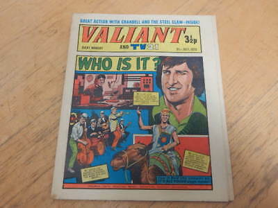 VALIANT And TV 21 Comic 21st July 1973