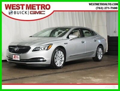 Buick Lacrosse 4dr Sdn Preferred FWD 2018 4dr Sdn Preferred FWD Used 2.5L I4 16V Automatic FWD OnStar