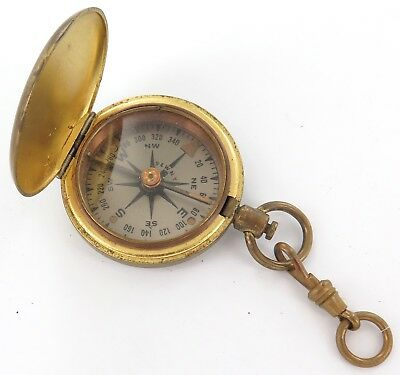 Vintage Us Military? Compass, Working.