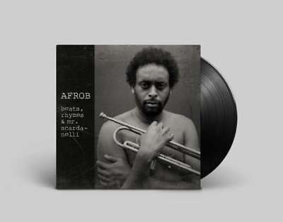NEU LP Afrob - Beats, Rhymes & Mr. Scardanelli (Limited-Edition) #G58230619