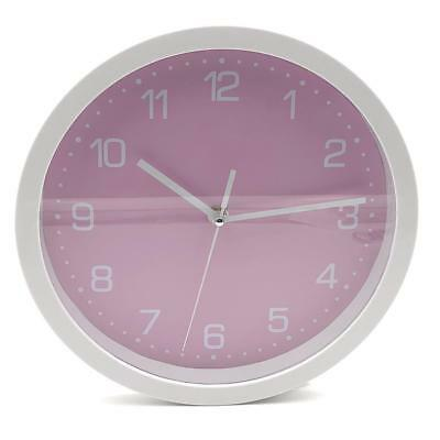 Just For Kids Wall Clock  Pink Arabic Dial CH137