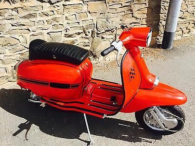 Lambretta GP150 148cc Scooter