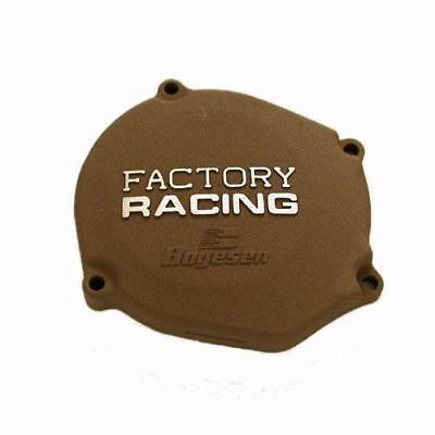 Boyesen Factory Racing Ignition Cover Magnesium Kawasaki KX250 05-07