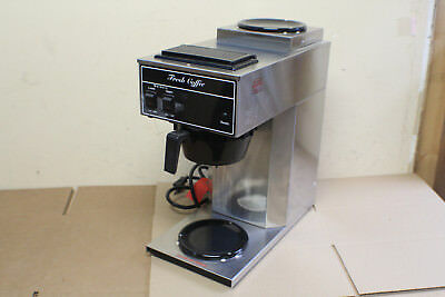 Newco Commercial/ Restaurant Coffee Maker AK-2 Model -- Free Shipping!