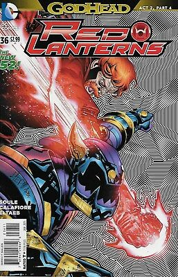 Red Lanterns No.36 / 2015 The New 52!