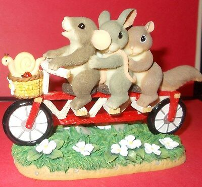 """#48 Charming Tails """"bicycle Built For Friends"""" 98/253"""
