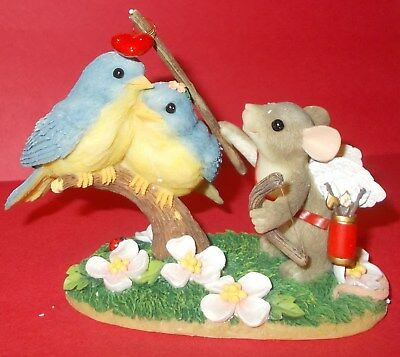 """#158 Charming Tails """"love Birds"""" - 84/110"""