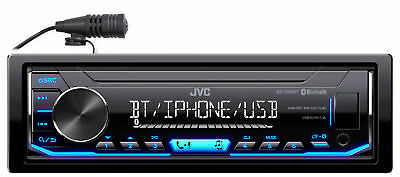 JVC Digital Media Bluetooth Receiver Android/iPhone For 1987-95 JEEP WRANGLER YJ