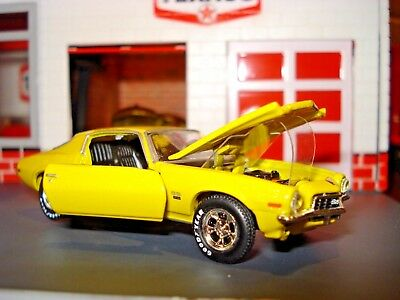 M2 1971 71 Chevrolet Camaro Ss 396 Limited Edition Pro Street 1/64 Muscle
