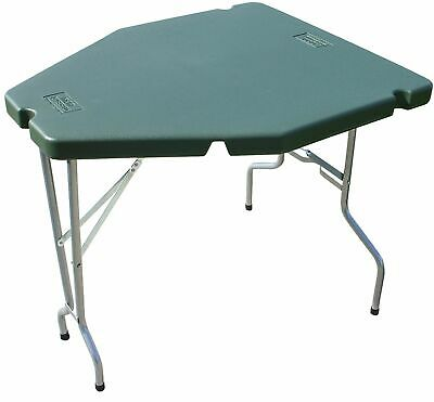 MTM Forest Green Shooting Table PST11 Bench Rest: PST-11