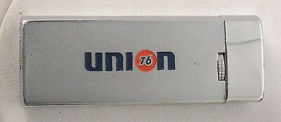 Awesome Vintage Union 76 Oil & Gas Co. Starlon Jack Advertising Butane Lighter