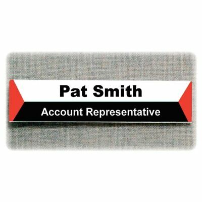 """Advantus Panel Wall Sign Holder - Customizable - 9"""" Width2"""" Height Holding Size"""