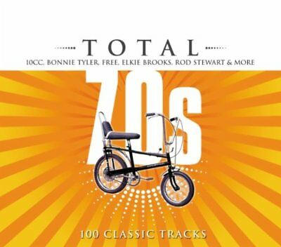 Various Artists - Total 70s - Various Artists CD IUVG The Cheap Fast Free Post