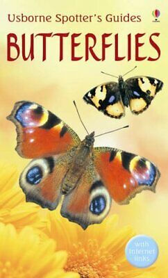 Butterflies (Usborne Spotter's Guide) by Hyde, George E. Paperback Book The