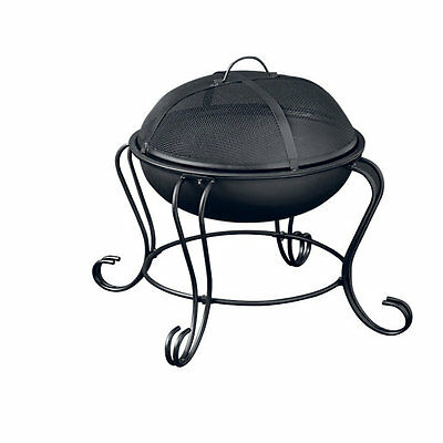 FIRE PIT Garden Patio Heater Outdoor Camping Log Burner ***CHEAPEST ...