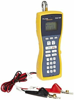 Fluke Networks Test Set + Tdr, Abn With Piercing Pin - Cable Length Testing,