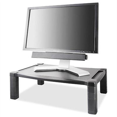 Kantek Monitor Riser - 50 Lb - Black - Desktop (MS500_40)