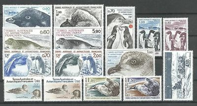 Tiere, Animals - TAAF - LOT ** MNH