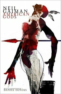American Gods by Gaiman, Neil Book The Fast Free Shipping
