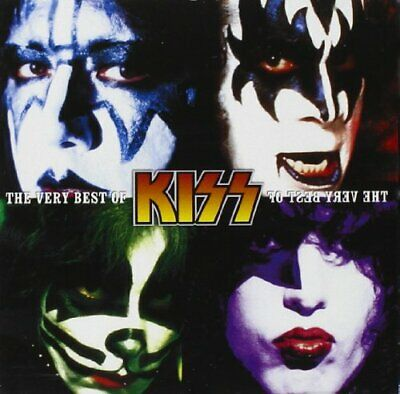 Kiss - The Very Best Of Kiss - Kiss CD ABVG The Fast Free Shipping