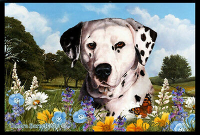 Indoor/Outdoor Summer Floor Mat - Dalmatian (TB) 39009