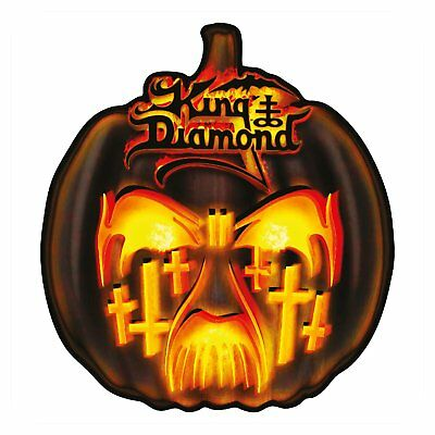 KING DIAMOND Halloween SHAPED PICTURE DISC