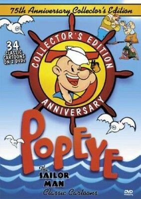Popeye - Popeye the Sailor Man Classics [New DVD] Anniversary Edition, Collector