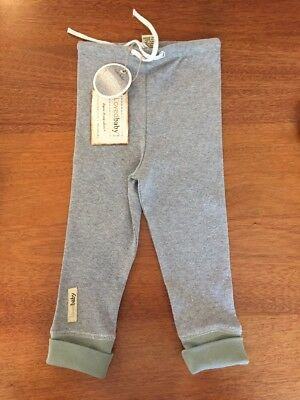 L'oved Baby l'ovedbaby Organic Cotton Joggers Gender Neutral NWT sz 18/24M