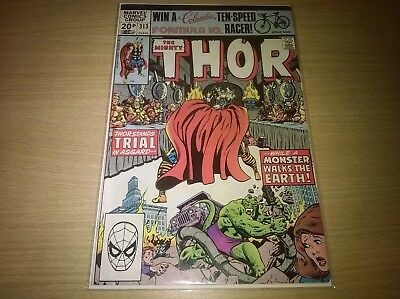 Marvel Comics The Mighty Thor Vol 1 #313 Free Postage UK!!