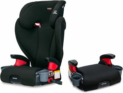 Britax Essential Skyline 2 Stage Booster Car Seat in Dusk Brand New!