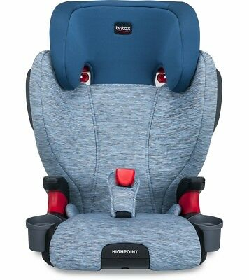 Britax Highpoint Booster Car Seat in Seaglass Brand New !! Free Shipping !!
