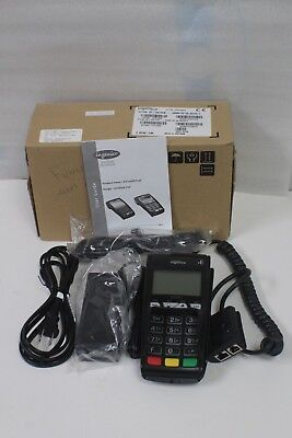Ingenico ICT220 Terminal credit card terminal EMV chips and swipePre-owned