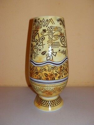 Vaso Alessi tendentse,made in Germany,autore A.Mendini