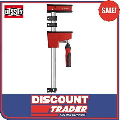 Bessey Quick Action Revolution Parallel Jaw Body Clamp KR 300x95mm KRE30-2K