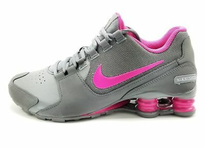 more photos 963de 6b988 Nike Shox Avenue Gs Cl Grey wild Pink-Metallic Silvr-White 848117 006