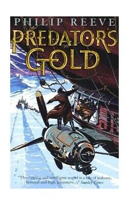 Predator's Gold (Mortal Engines Quartet) by Reeve, Philip Paperback Book The