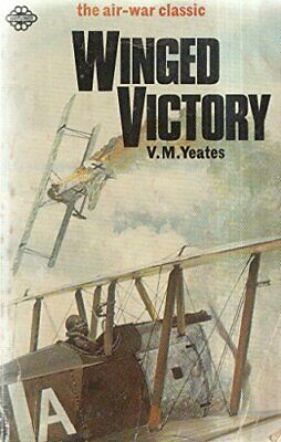 Winged Victory by Yeates, V.M. Paperback Book The Cheap Fast Free Post