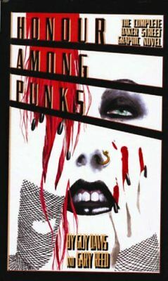 Honour Among Punks by Reed, Gary Paperback Book The Cheap Fast Free Post