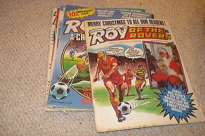 Roy Of The Rovers - 1986 - Job Lot