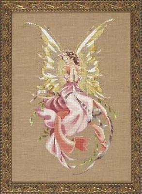 Titania Queen of The Fairies Counted Cross Stitch Chart Pattern