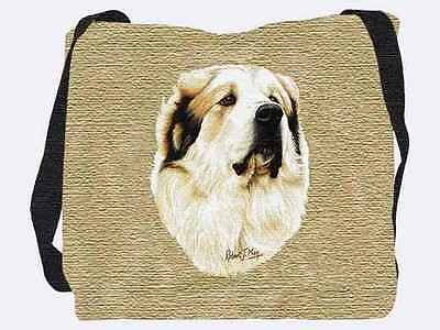 Woven Tote Bag - Great Pyrenees 1188