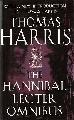 The Hannibal Lecter Omnibus - Thomas Harris - BCA - Good - Paperback